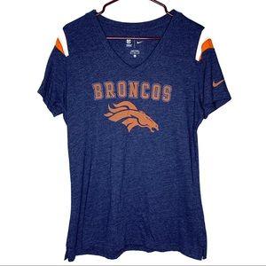 Nike NFL Licensed Denver Broncos T-Shirt XL